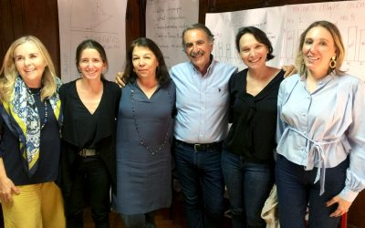 Directoras de Entorno se capacitan con The Sirolli Institute