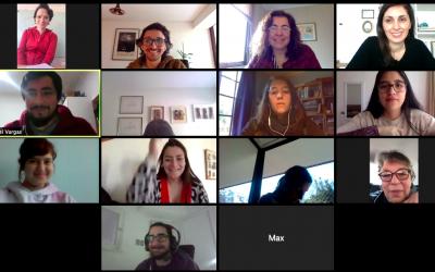 Entorno Social realiza jornada de diálogo y evaluación