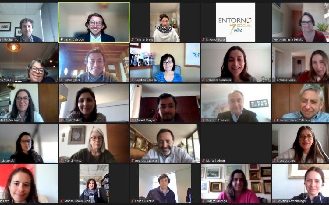Conversando sobre Chile, la participación y los anhelos de la ciudadanía celebramos nuestro 7° Aniversario